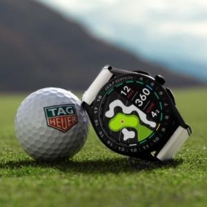 La montre Tag Heuer toujours plus golf !