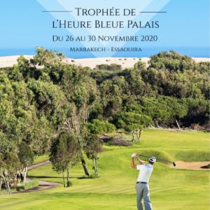 3ème Trophée golf de l'Heure Bleue Palais 2020