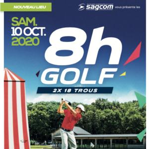 Sagcom lance les 8h du Golf sur le parcours*** de Guérande