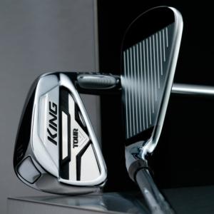 Cobra golf et les nouveaux fers King Tour MIM