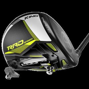 Cobra Golf annonce la sortie fin janvier 2021 de sa gamme RadSpeed
