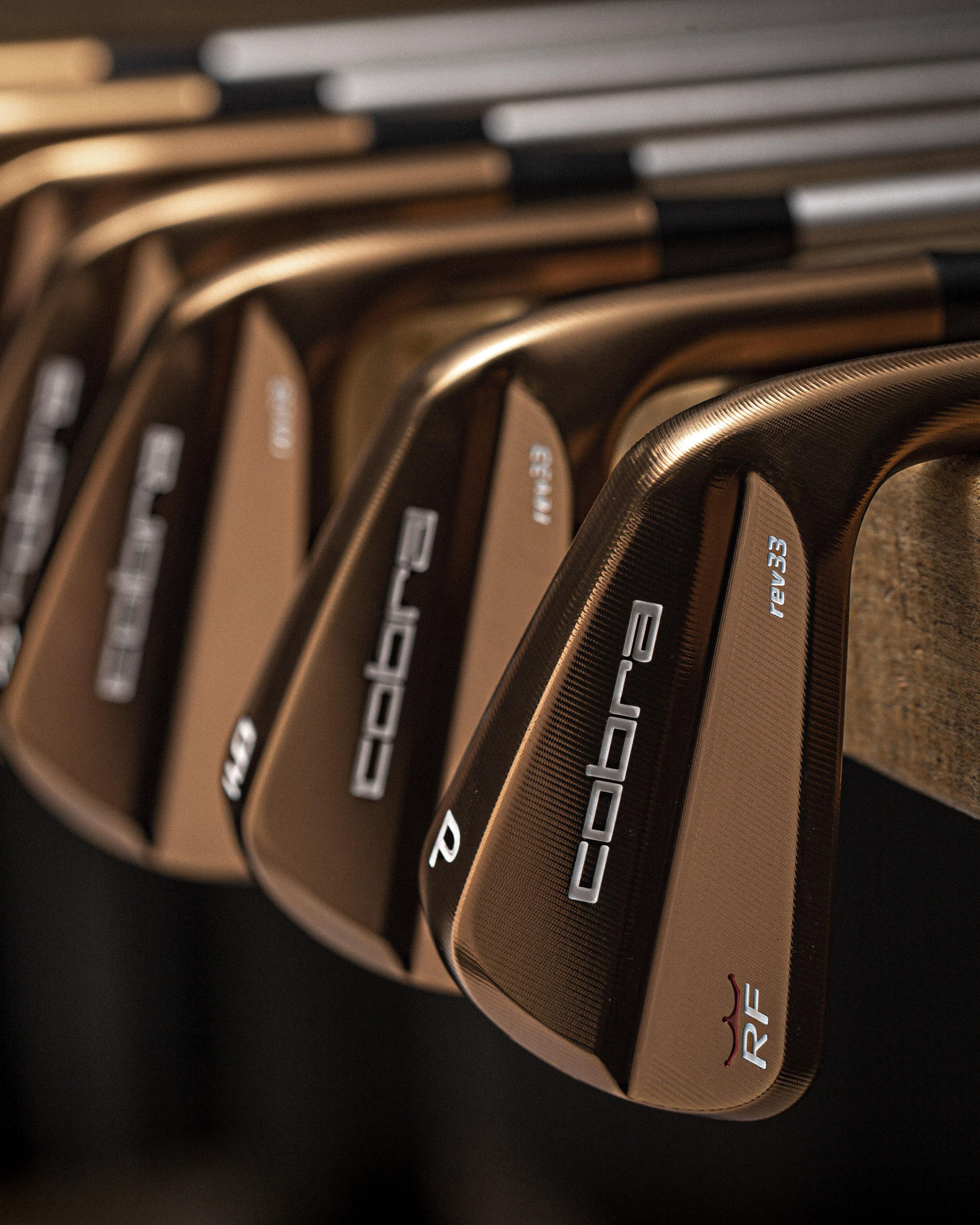 Série Cobra Golf Proto RF