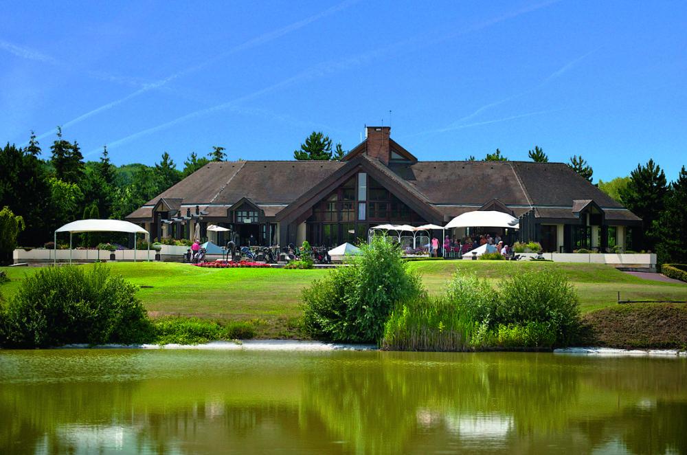 Club house Restaurant des Lacs de Mont Griffon