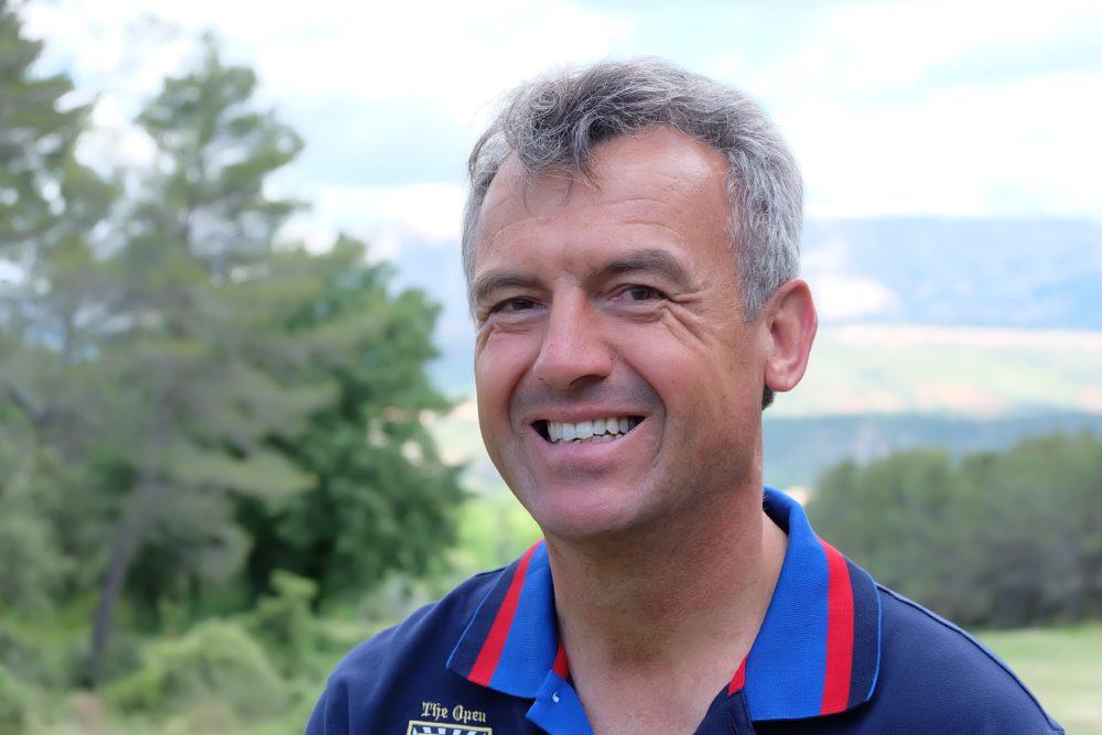 Laurent Morin Coach de golf