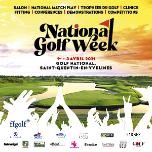 National Golf Week, la fête du golf français au Golf National