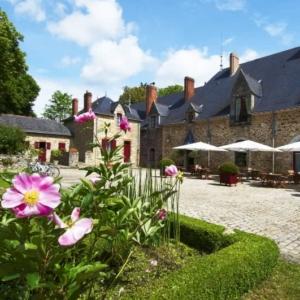 Histoire de...Le Domaine de la Bretesche***** et Anne Jousse