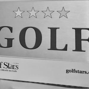 Le guide des golfs étoilés 2021
