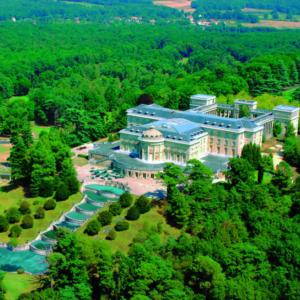 Histoire de... le club-house Ugolf Chateau de Rochefort-en-Yvelines****
