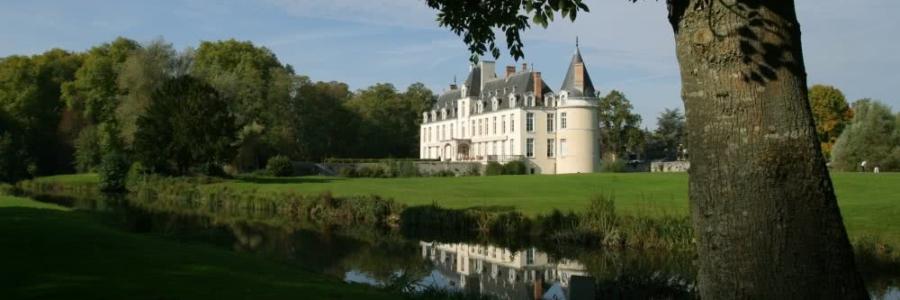 Les plus beaux club-houses de golf en France