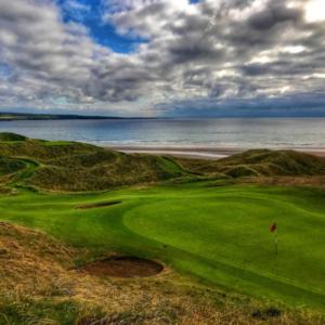 Le Saint-Andrews irlandais des golfs