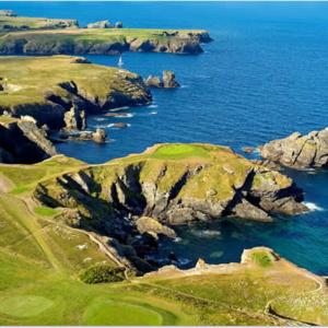 Des golfs et des îles, épisode 1