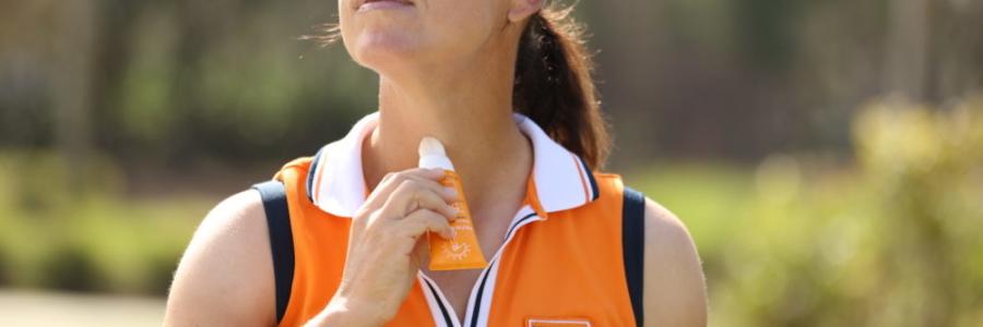 Dermaswing et GolfStars ensemble pour vous protéger du soleil