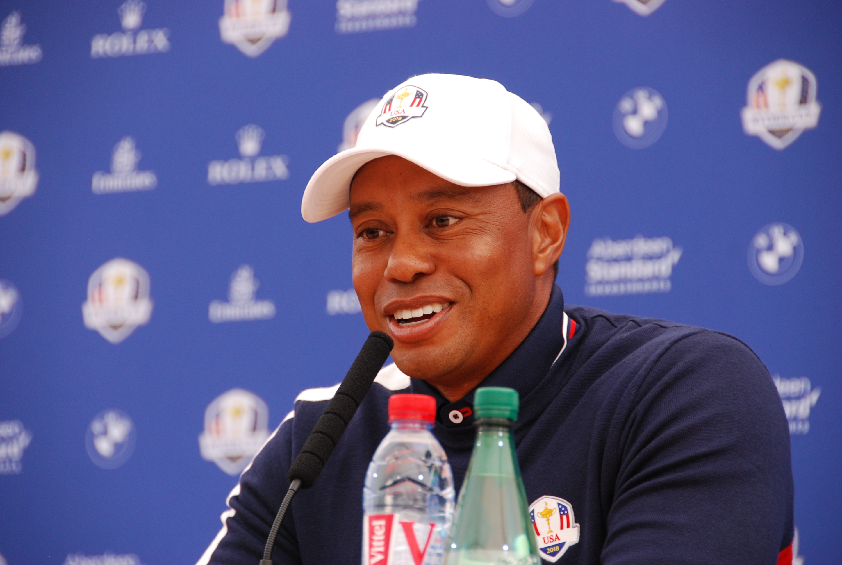 Tiger Woods, une icone du golf à la Ryder Cup 2018 en France