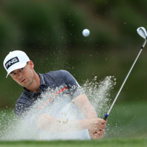 Victor Perez, un champion de golf
