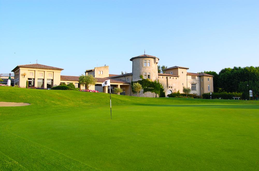 Le domaine et golf de la Valdaine