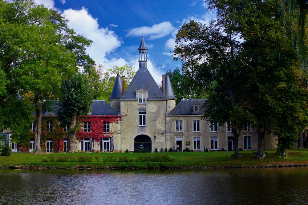 Le Club House du Golf de Reims***