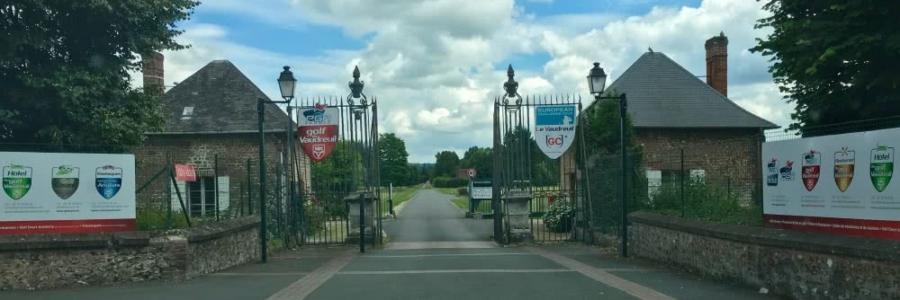 Histoire de...Jean-Claude Forestier et le Golf PGA France du Vaudreuil****
