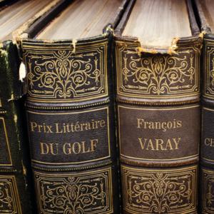Grand Prix Littéraire du Golf 2021, 1er Prix