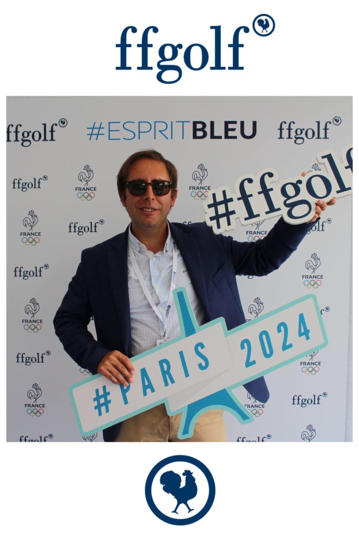 Christophe Muniesa se prépare pour les jeux Olympiques de 2024