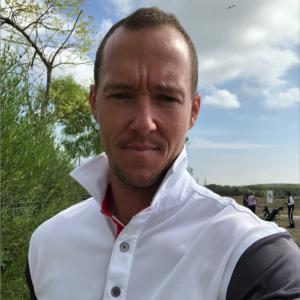 Portrait du Pro de Golf Yannick Leroy
